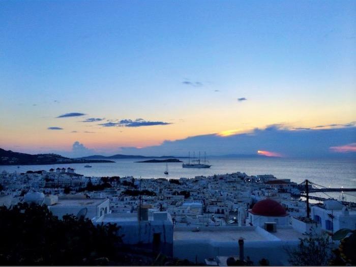 Mykonos Reisebericht