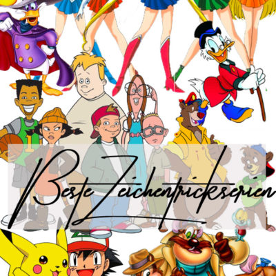 Die absolut besten Zeichentrickserien aller Zeiten! – Kind der 90er