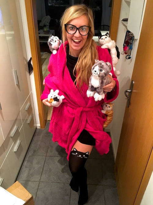 Crazy Cat Lady Costume DIY