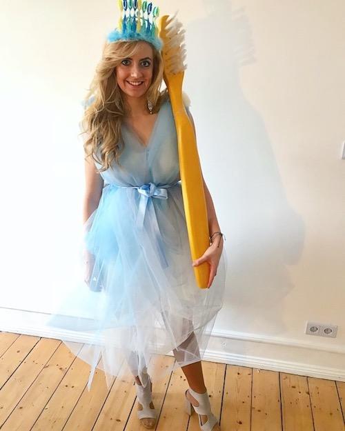 Zahnfee Costume DIY