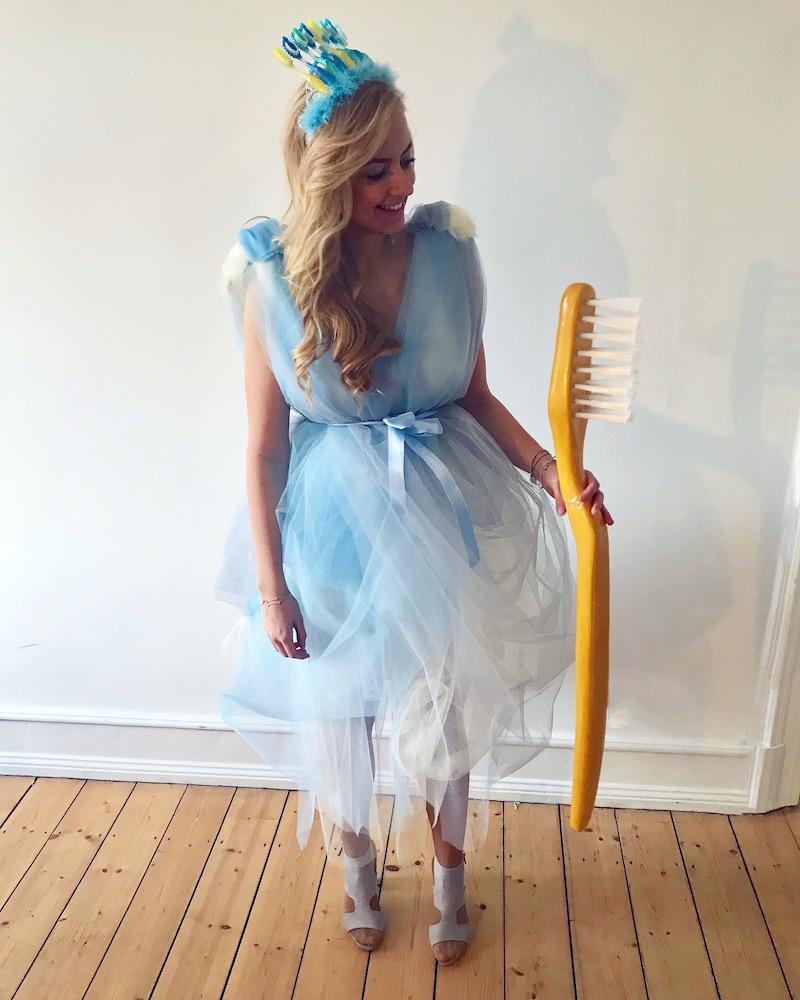 Zahnfee Kostüm DIY