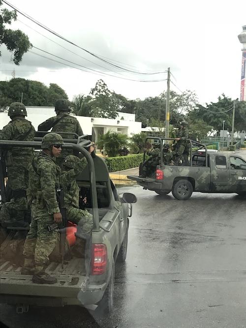 Mexiko Militär