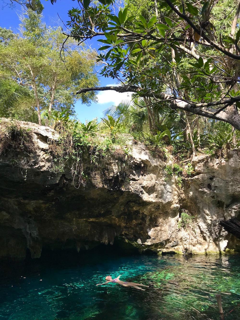 Schönste Cenote Tulum