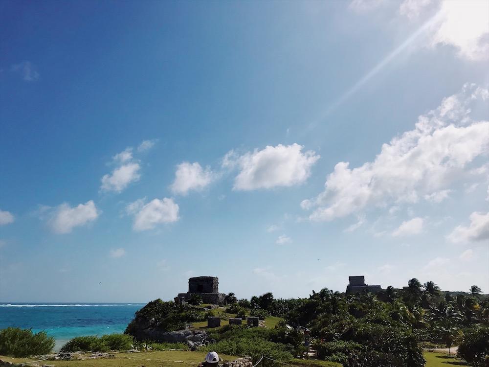 Tulum – Maya Ruinen, wunderschöne Cenotes & Traumstrände!