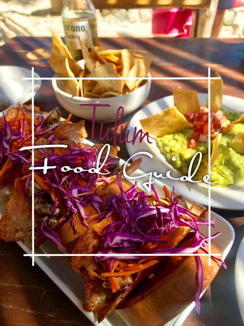 Tulum Restaurant Tipps