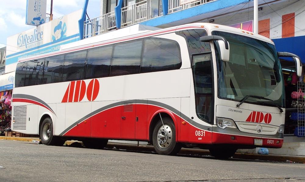 Mit dem Bus von Tulum nach Bacalar