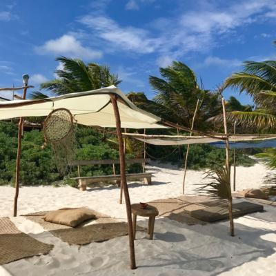 Tulum – Maya Ruinen, wunderschöne Cenoten & Traumstrände!