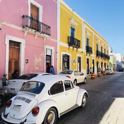 Campeche City Guide – Reisebericht für 1 Tag Sightseeing