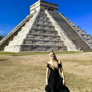 Chichen Itza new World Wonder