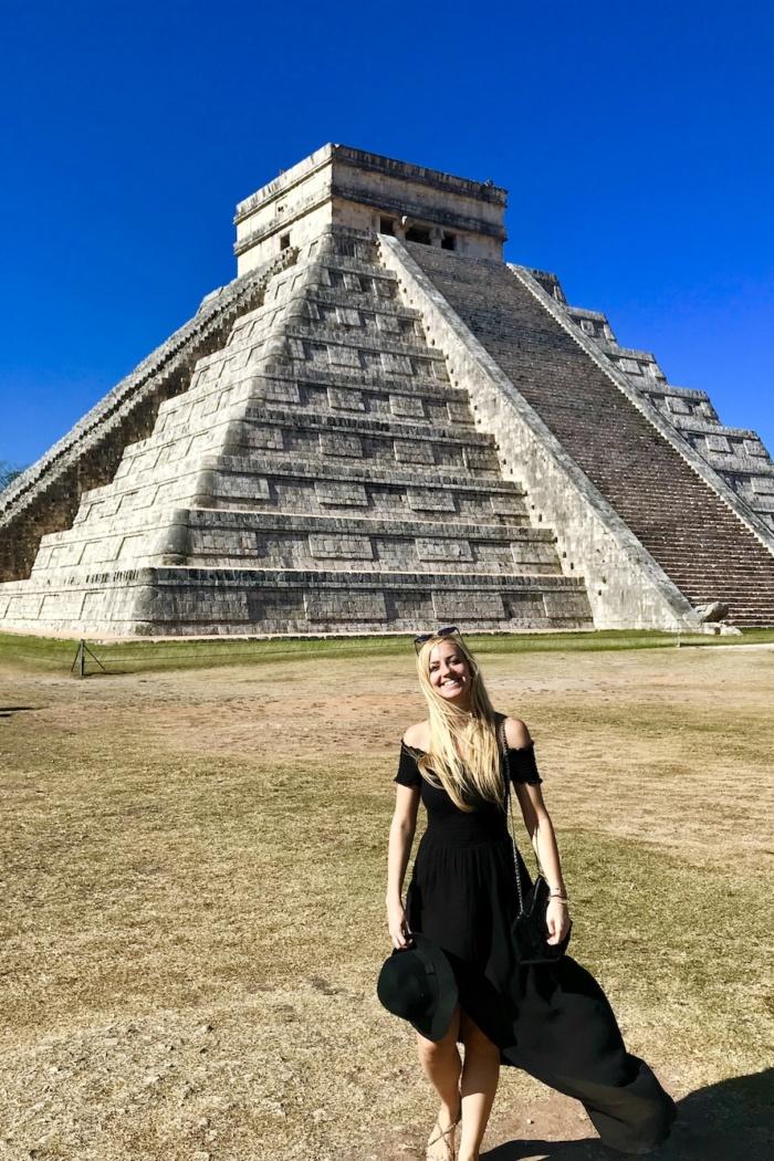 Weltwunder Chichen Itza & die schöne Cenote Ik Kil – Tagesausflug Tipps