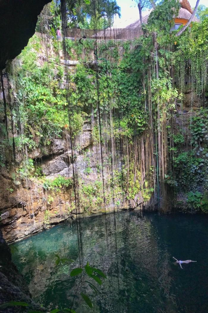Was ist eine Cenote und wie entsteht sie? Die schönsten Cenoten, Mexiko!