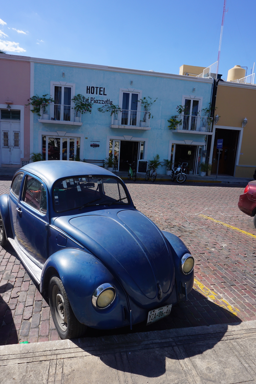 Merida Mexiko Hotel Tipps