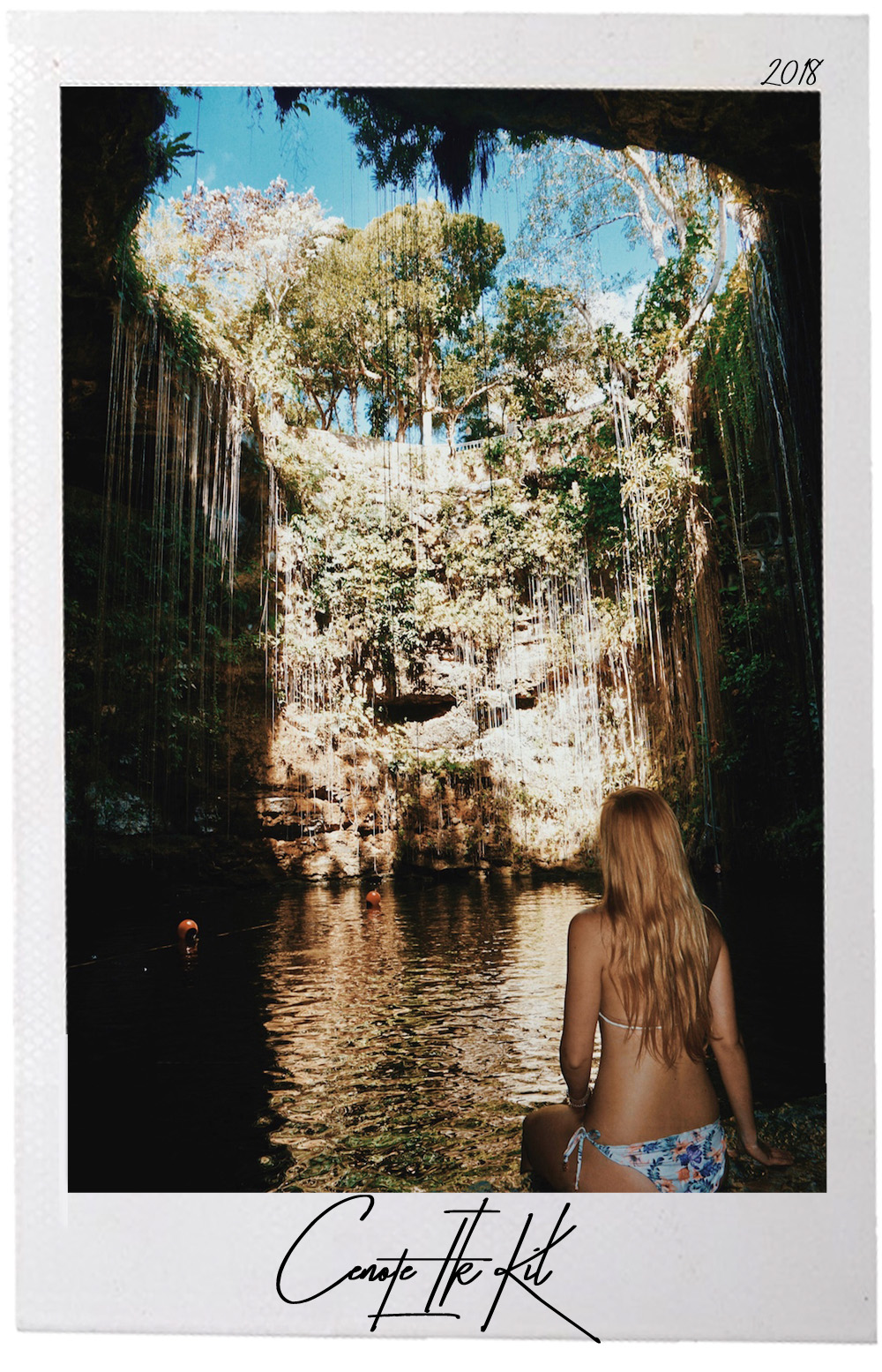Cenote Ik Kil 2018