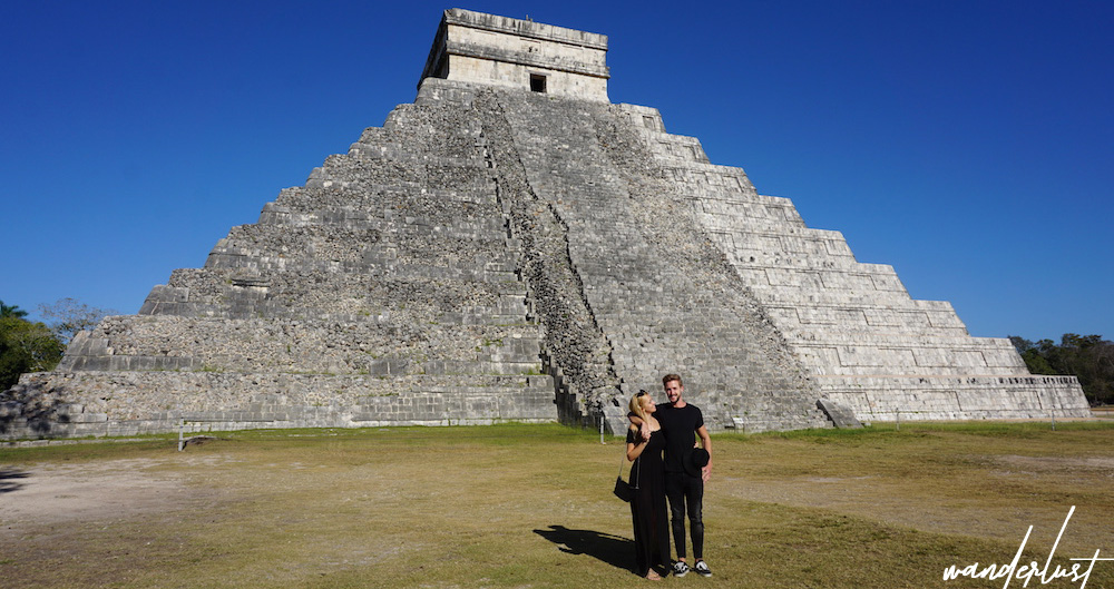 Chichen Itza Mexiko Reisebericht