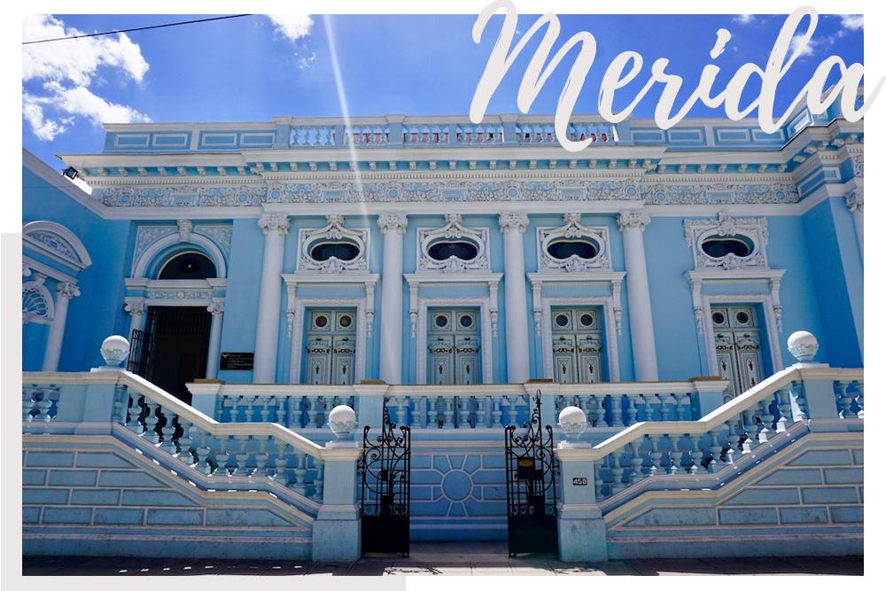 Merida Mexiko Reisetipps