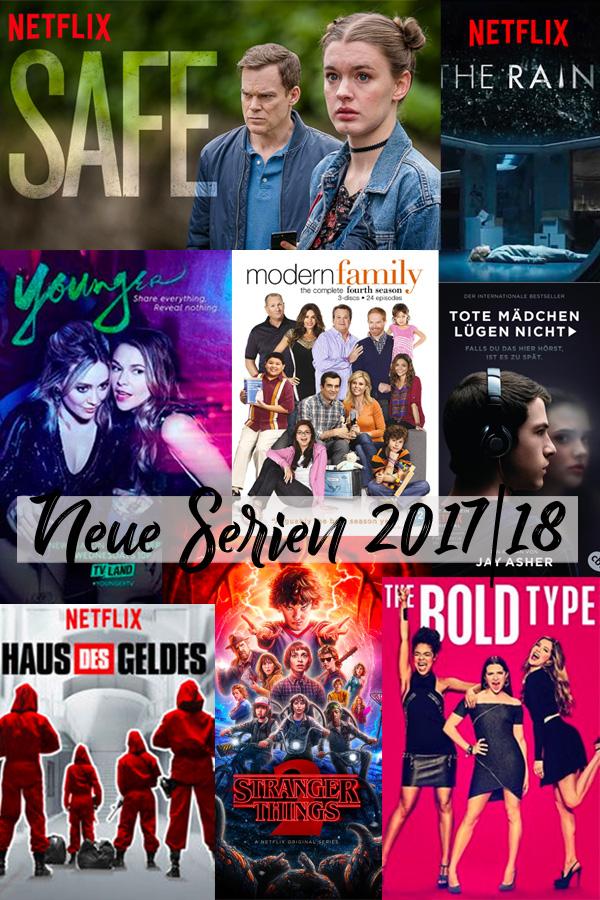 Netflix Serien-Highlights aus 2017 und 2018! Neue Serien Tipps