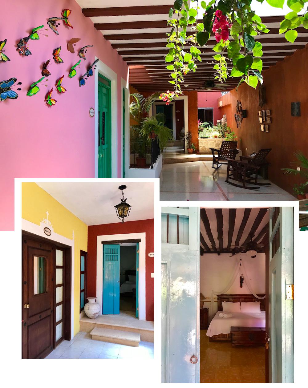 Valladolid Hotel Casa Tia Micha
