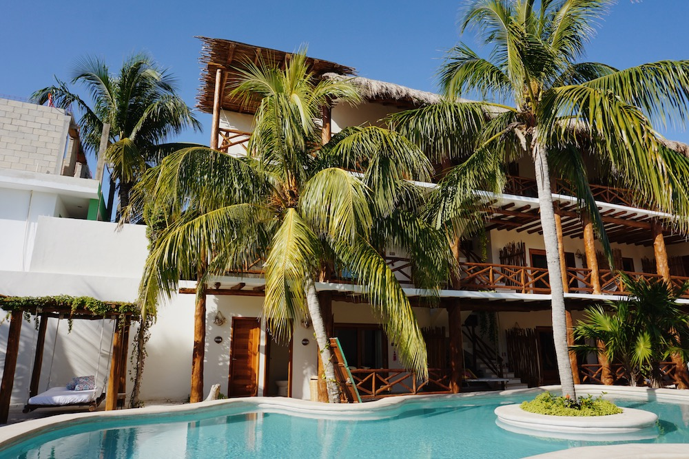 Hotel Tierra Mia Holbox