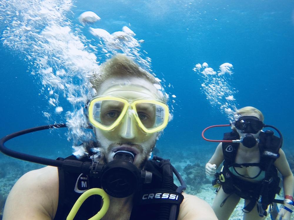 Aquaworld Tauchschule Mexiko Erfahrung