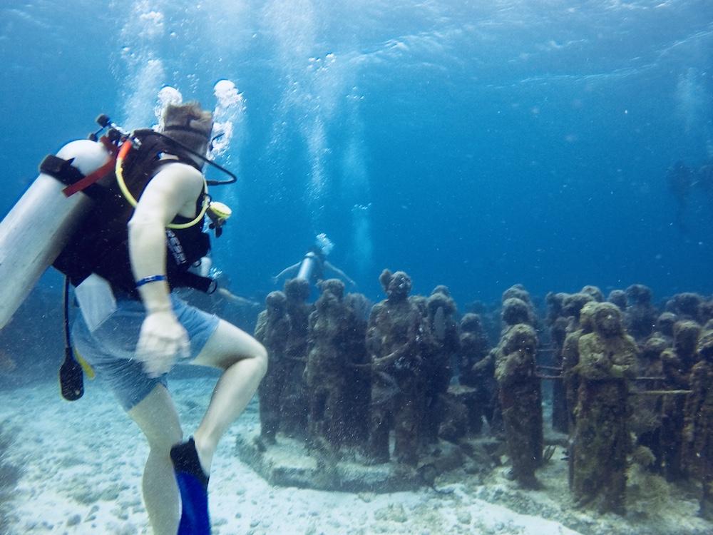 MUSA Cancun Erfahrung