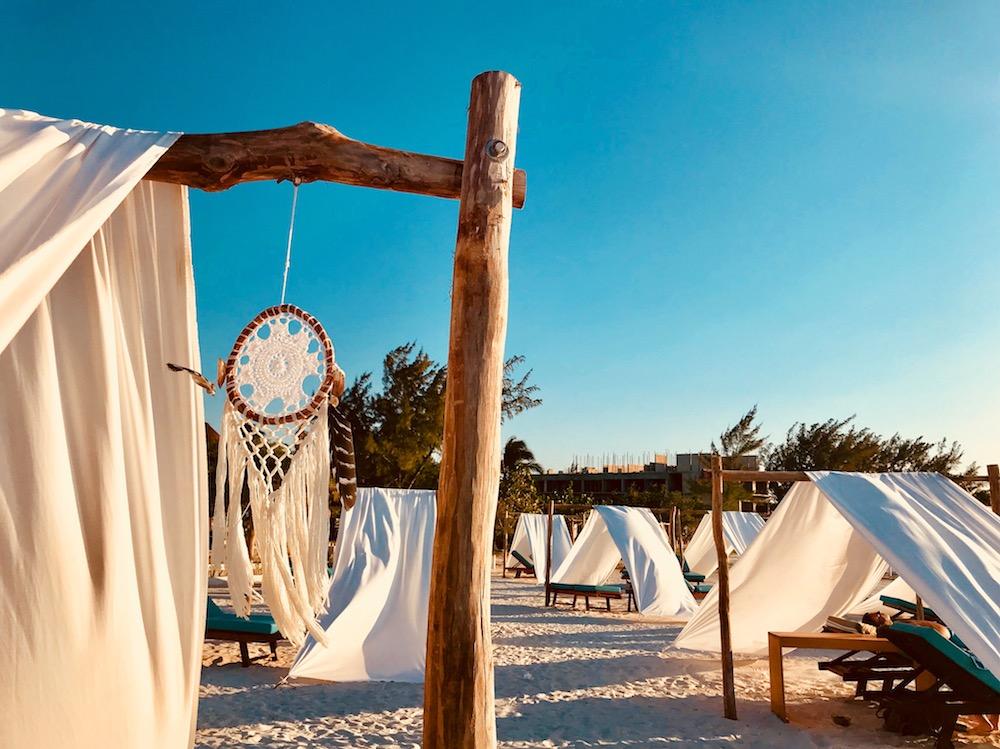 Beach Club Holbox