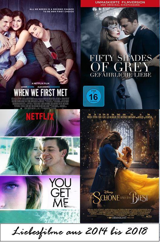 Die schönsten neuen Liebesfilme! Romantische Filme & Liebeskomödien ❤