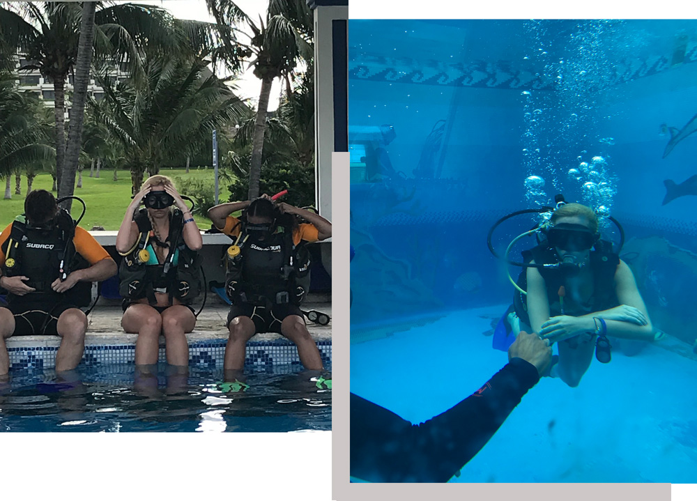 Cancun Erfahrungen Tauchen
