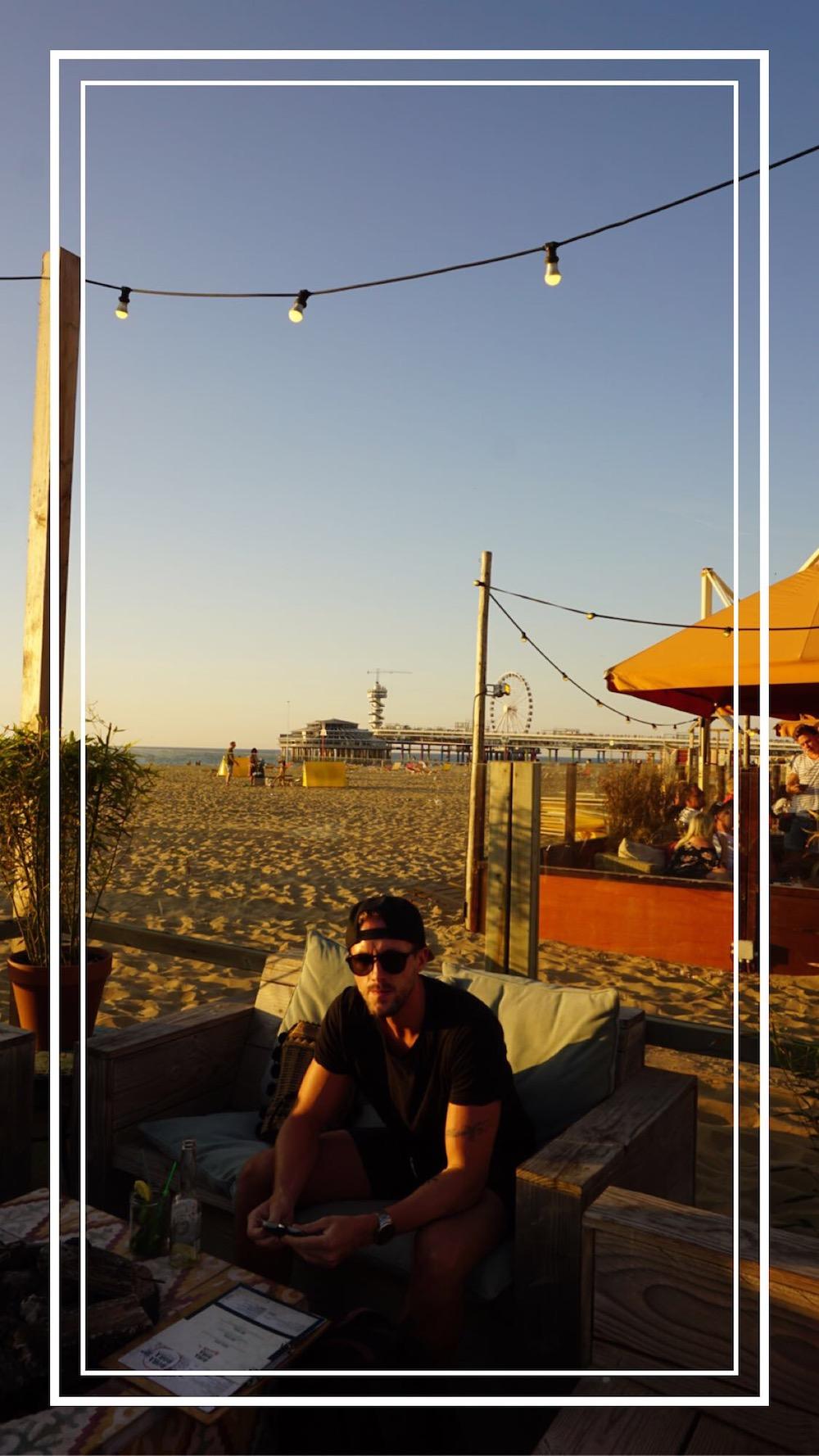 Scheveningen beste Strandbar