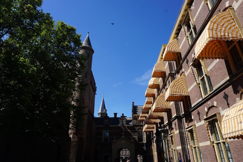 Städtetrip Den Haag