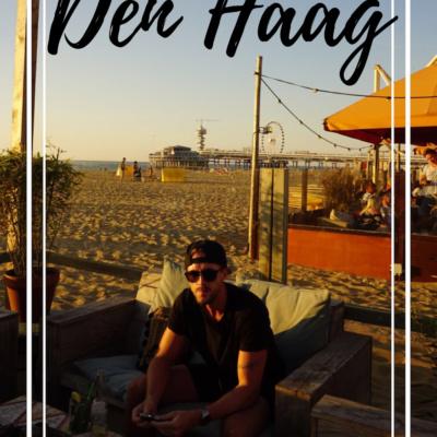 Den Haag und Scheveningen // Tagesausflug von Köln nach Holland ans Meer