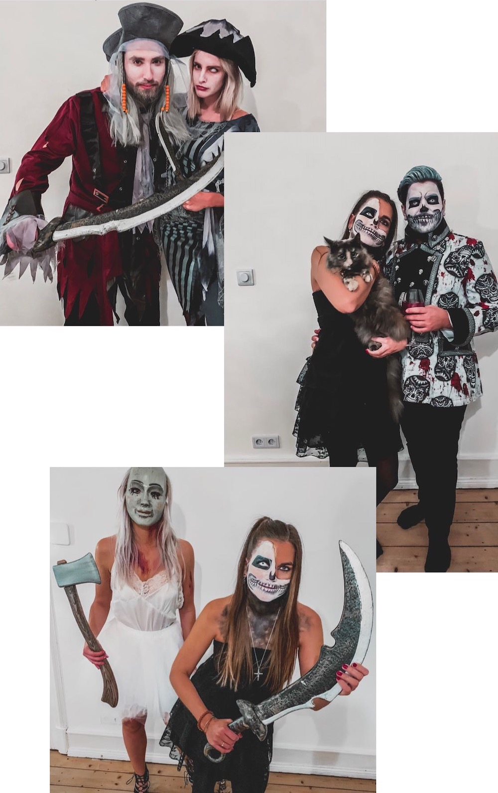 Halloween Partner Costumes