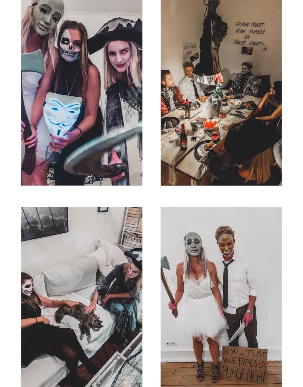Halloween Partnerkostüme