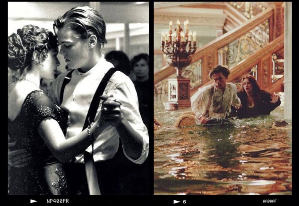 Beste Filem Titanic