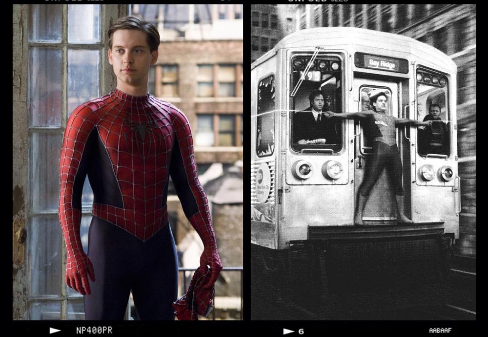 beste filme spider man