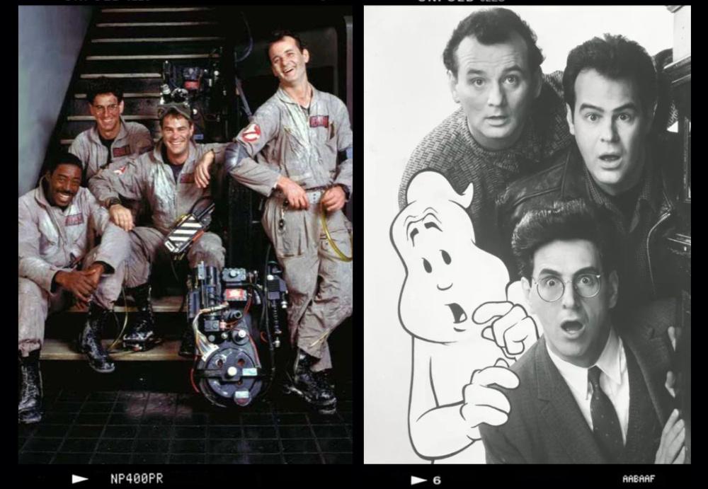 beste filme ghost busters