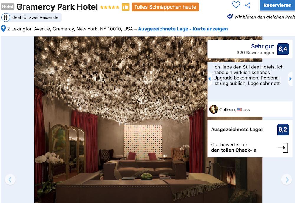New York Gramercy Park Hotel
