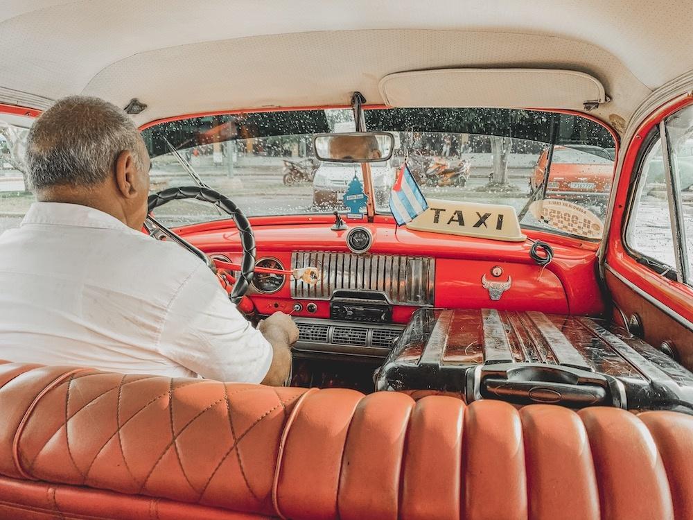Taxi Kuba Kosten