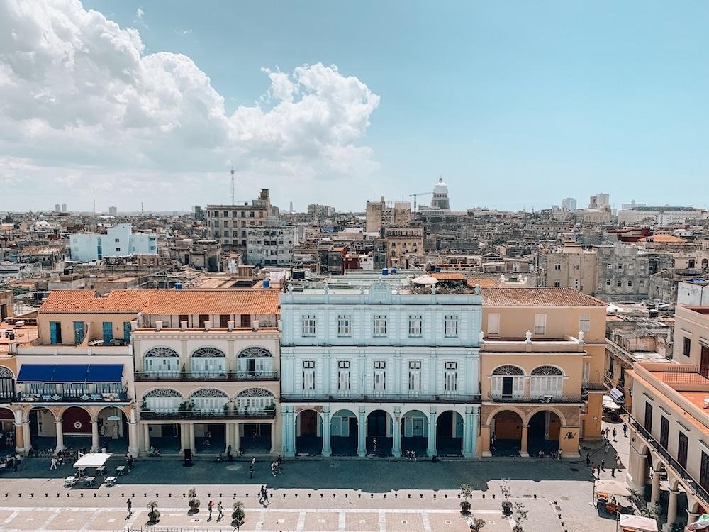 Havanna schöne Instagram Spots