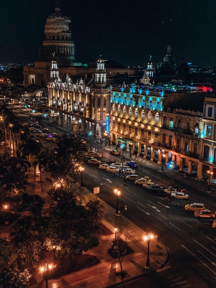 schönste Rooftop Bar Havanna