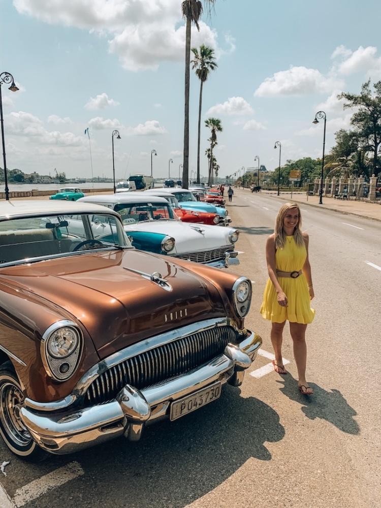 Kuba Rundreise Oldtimer