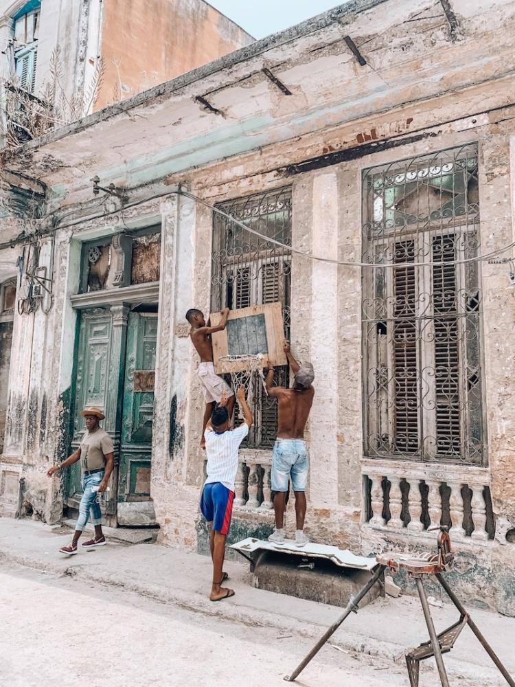 Kuba Rundreise Route und Kosten Unterkünfte