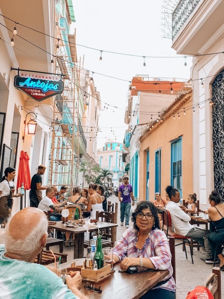 Restaurant Guide Cuba