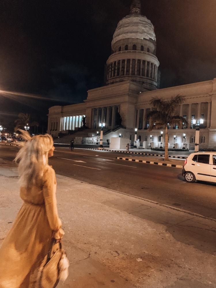 Havana Travelling