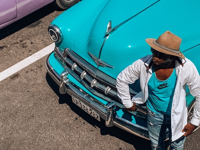 Oldtimer Tour Havanna