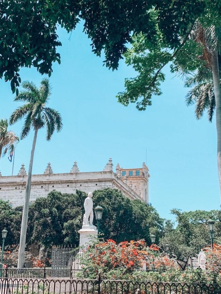 Plaza de Armas Havanna