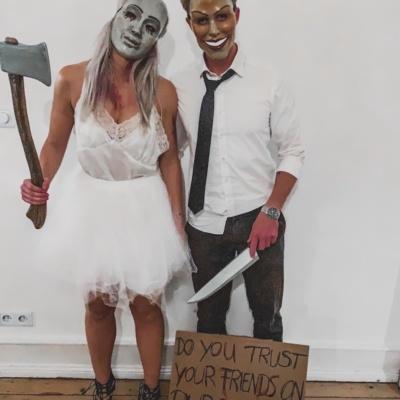 DIY The Purge Halloween Party – Mottoparty, Partnerkostüm, Kostümideen