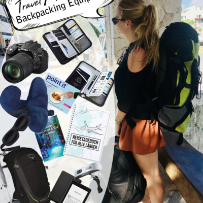 Backpacking Equipment MUST HAVES! Best Travel Gadgets