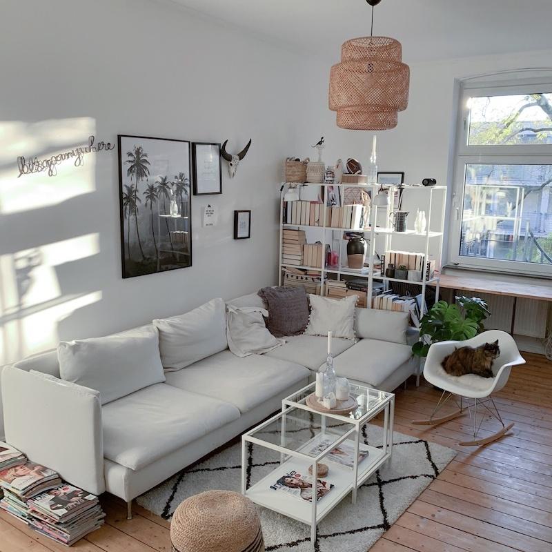 Beste Interior Online Shops! ⋙ Wohnung einrichten: Möbel und Boho Deko