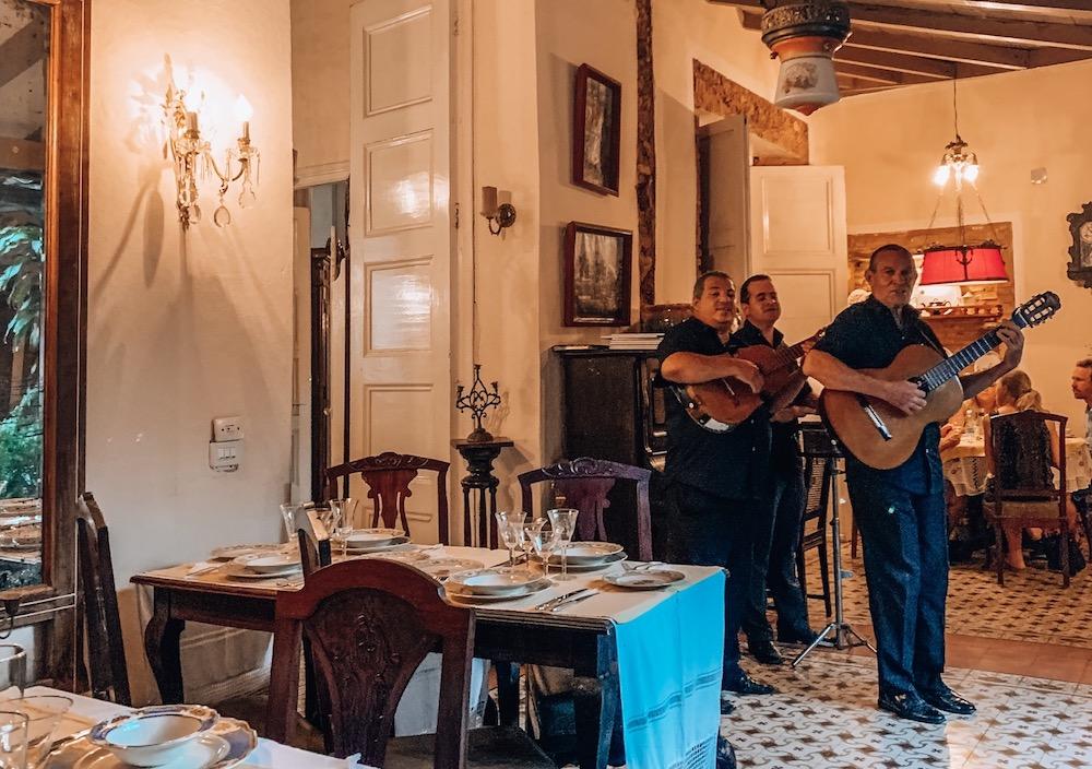 Live Musik Restaurant Havanna