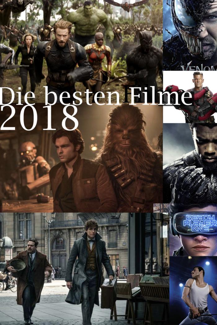 Beste neue Filme 2018! Thriller, Action, Fantasy, Drama & Komödien